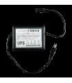 Bateria de Lithium recarregável, função UPS 12V