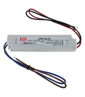 Power supply 12 V / 1,500 mA
