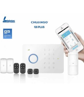 Wireless GSM alarm CHUANGO G5