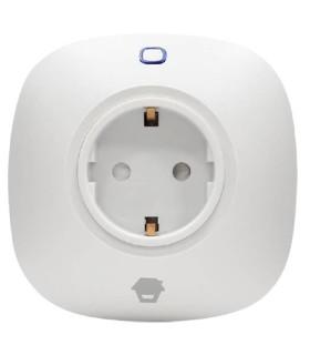 Enchufe de energía controlada remotamente a través del sistema de alarma H4