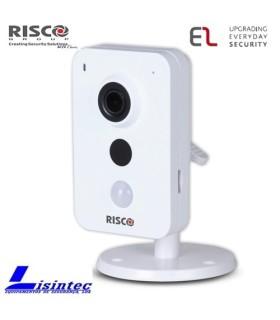 Cámara IP VUpoint para interior 1.3MP, visión nocturna IR 10m, PoE o WiFi, audio bidireccional