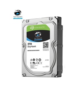 Disco duro específico para videovigilancia Seagate SKYHAWK 3 TB