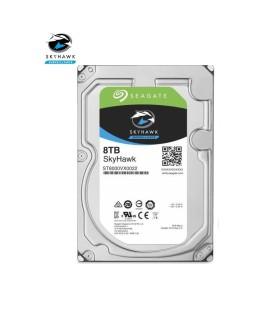 Hard drive specific for video surveillance Seagate SKYHAWK 8 TB
