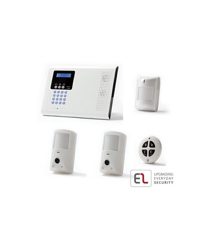 Kit de alarme iConnect IP GPRS GSM