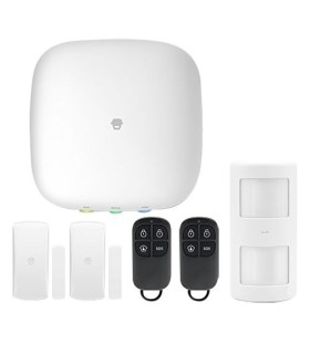 Kit de alarme wireless com GSM e WIFI Chuango H4 PLUS