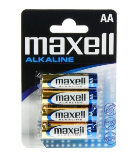 Pilha Alkalina AA LR6 Maxell