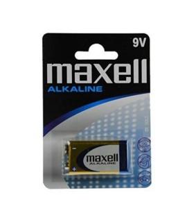 Pilha Alkalina de 9V 6LR6 da Maxell