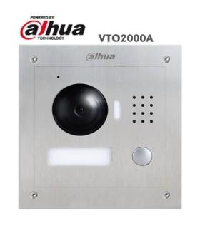 VTO2000A Unidade exterior de Videoporteiro IP com câmara 1,3Mpx