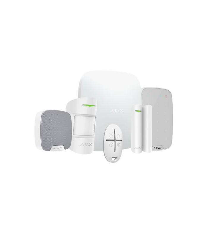 Kit de alarme wireless Ajax AJ-HUBKIT-W-KS