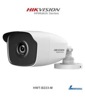 Cámara Hikvision 1080p PRO 4 en 1 - HWT-B223-M