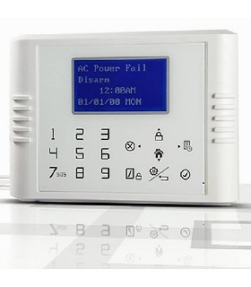 Wireless Dual network GSM PSTN Alarm system G70F