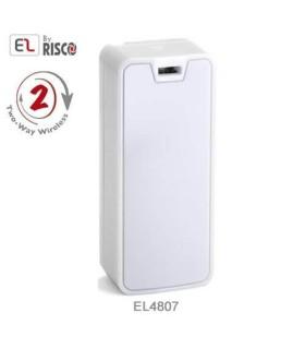 EL4807 Detector inalámbrico de impacto y vibración 1 & 2-Way