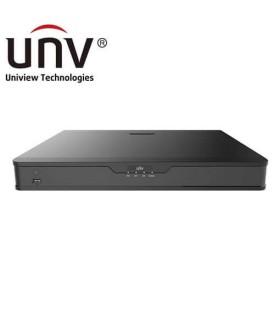 NVR302-16E-B - Gravador IP Uniview 16 canais 4K