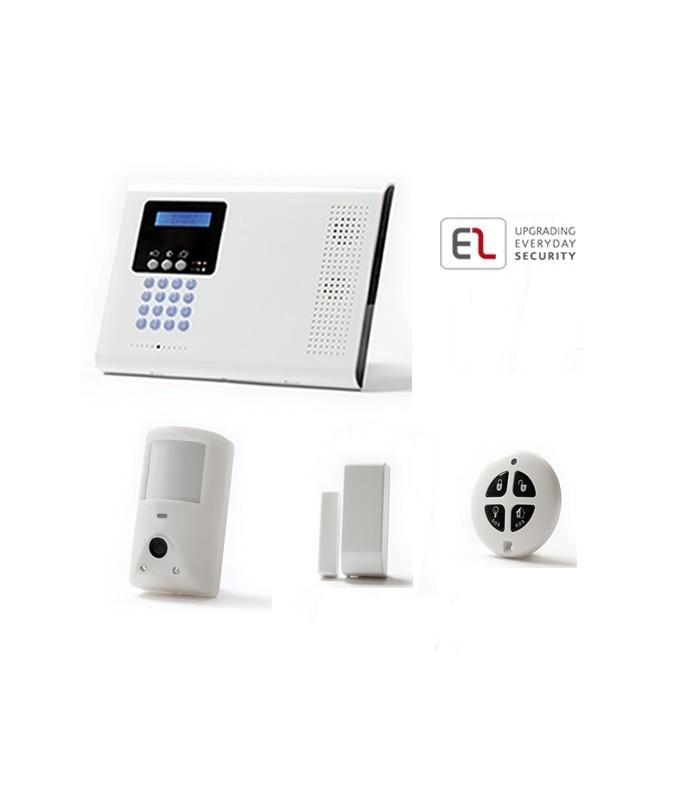 Intrusion alarm electronics Line iConnect 2-Way Kit1