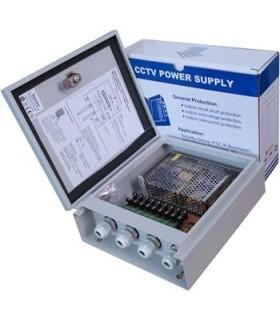 Power Supply 10 Ah IP65