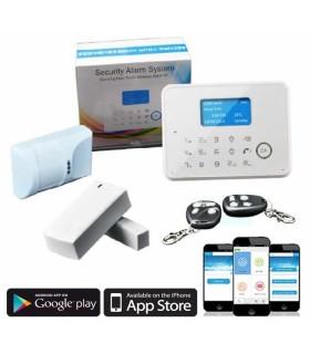 Wireless alarm GSM-PSTN G60 433Mhz or 868MHz