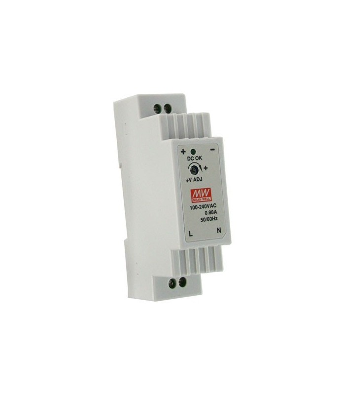 Power supply Switched 12V 1.25A DIN format