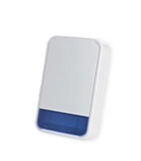 Sirene exterior wireless duas vias Visonic MCS-740