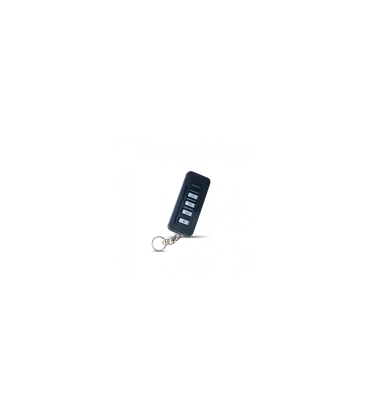 Visonic KF-235 PG2 PowerMaster Wireless 4 Button Two-Way Alarm System Keyfob