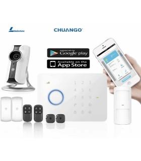 Chuango alarme G5 + Camara IP116