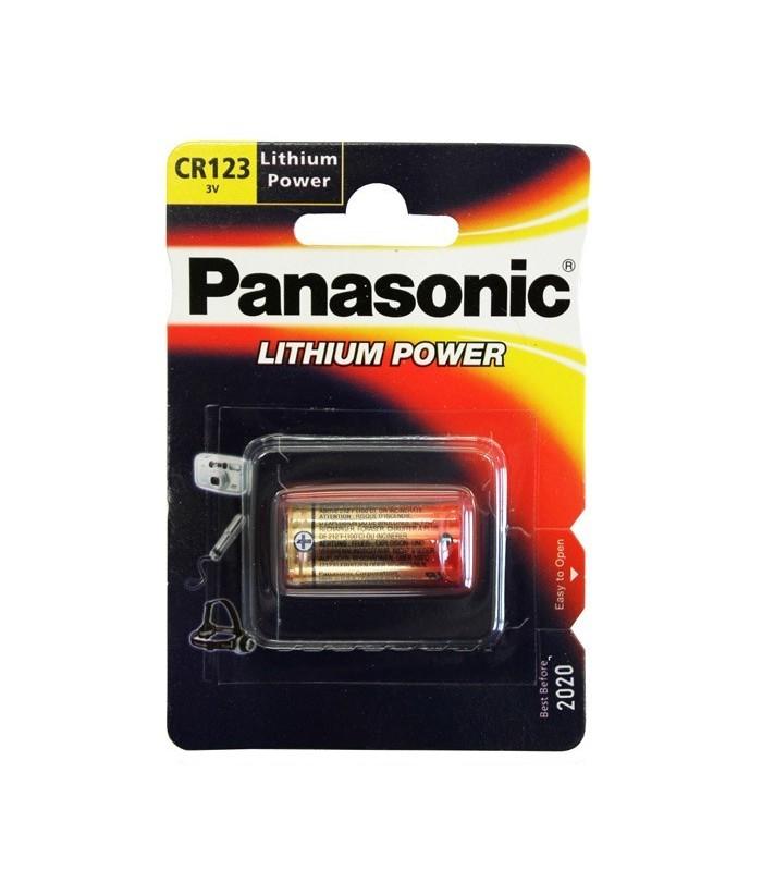 Battery Panasonic CR123