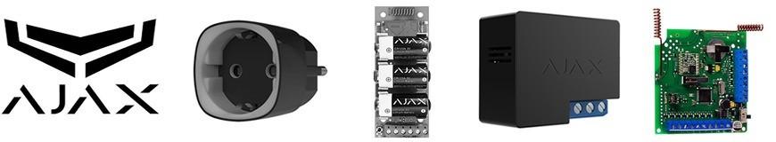 Accesorios para alarmas Ajax