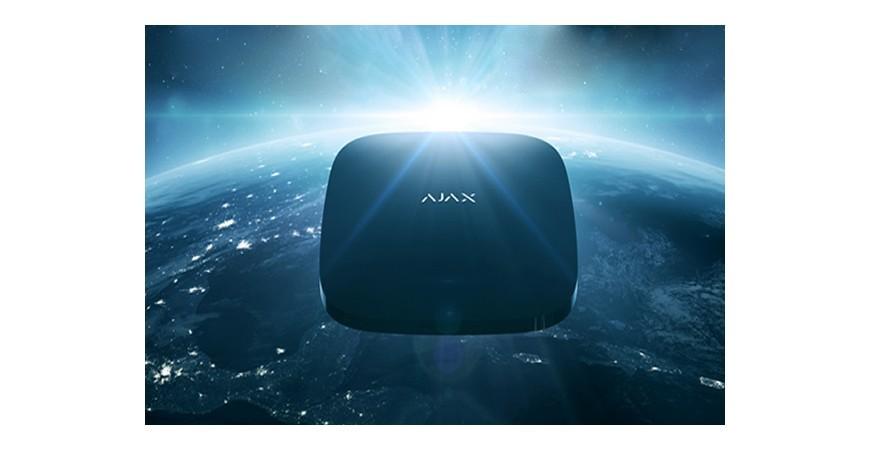 Ajax Hub Plus - Capacidade máxima para grandes instalações